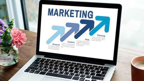 manthei marketing strategie - Online-Marketing Konzeption
