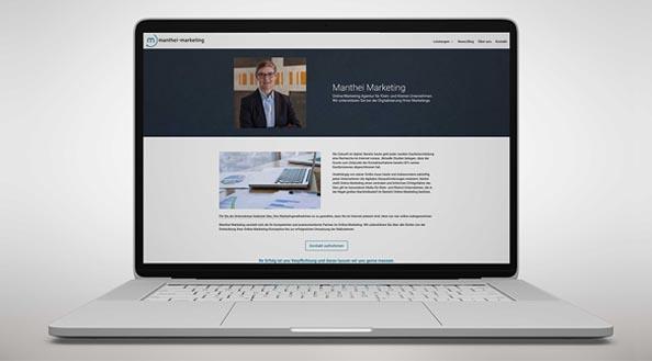 website - Website & Online-Shop